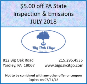 2018.07 $5 Inspection