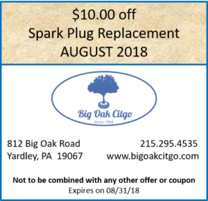 2018.08 $10 Spark Plug Replacement
