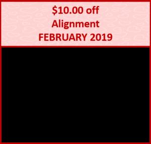 2019.02 $10 off Alignment